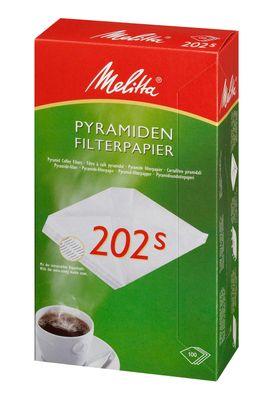 Papier filtre pyramidal PA SF 202 S
