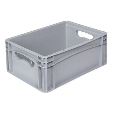 Panier à vaisselle «PROFI», 400x300 mm, gris - 170 mm