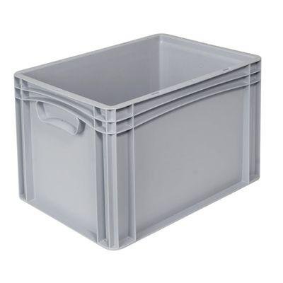 Panier à vaisselle «PROFI», 400x300 mm, gris - 270 mm