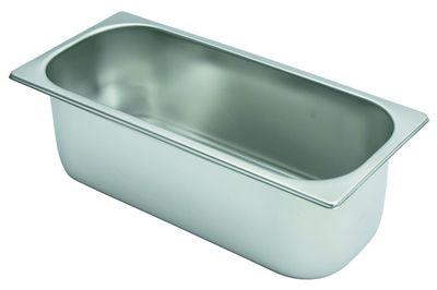 Eisbehälter für Eisvitrinen, Inhalt 5 Liter