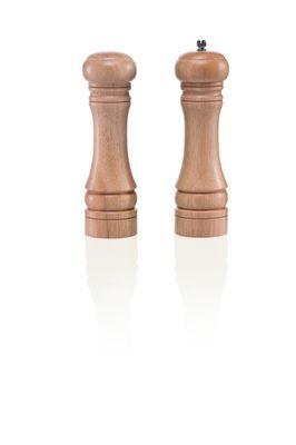Moulin à poivre en bois 40cm, naturel