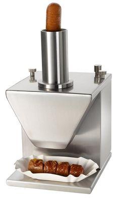 Currywurstschneider elektrisch 48mm, 230x185x(H)325mm