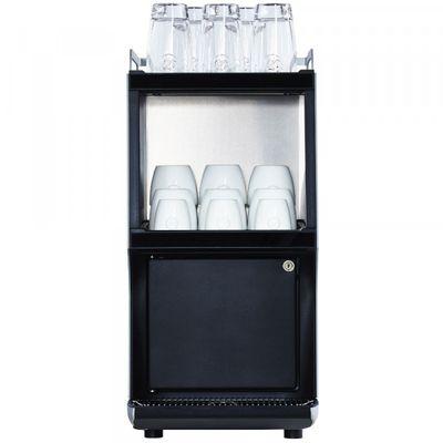 Réfrigérateur à lait Melitta Cafina avec chauffe-tasses