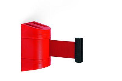 Zuggurt für Wandmontage rot