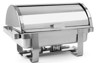Chauffe-plats Rolltop- Rental-Top- GN 1/1- profondeur 100 mm