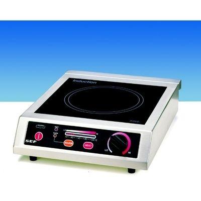 Cuisinière à induction série COLDFIRE, modèle CT 25 A - 2,5 kW