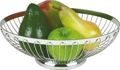 Panier à pain et à fruits APS, rond, Ø de 20,5 cm, hauteur : 8,5 cm