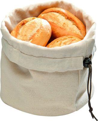 Sac à pain APS avec coussin chauffant, Ø de 20 cm H : 23,5 cm