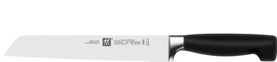 Zwilling Vier Sterne Brotmesser 200 mm