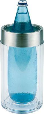 APS Flaschenkühler außen Ø 11,5 cm, H: 23 cm