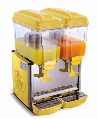 Kaltgetränke-Dispenser COROLLA 2G - 2x12 Liter gelb