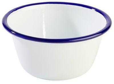 APS Schale -ENAMELWARE-  Ø 13 cm, H: 6 cm, 0,5 Liter