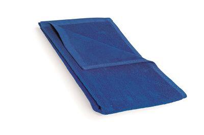 Frottier Badetuch 100 x 150 cm - blau