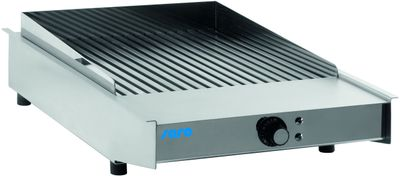 Saro Elektro-Grillplatte WOW Grill 400 gerillt - Tischgerät