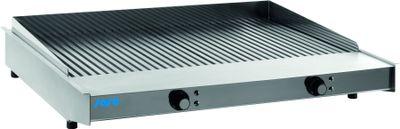 Saro Elektro-Grillplatte WOW Grill 800 gerillt - Tischgerät