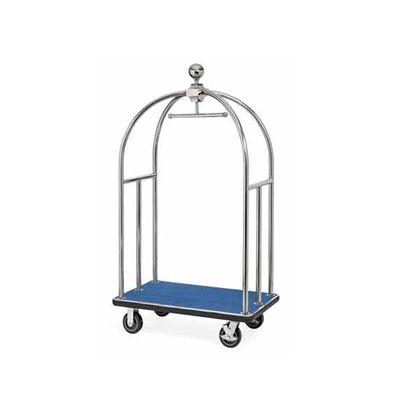 Chariot à bagages ECO 1060 x 630 x 1850 - Bleu