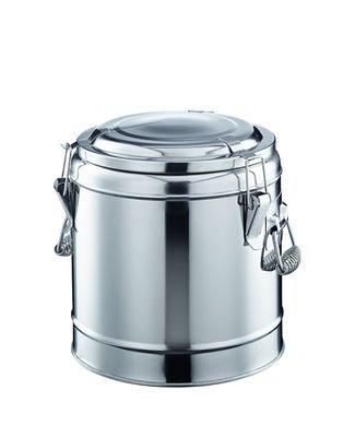 Thermo-Speisenbehälter mit Fallgriffen, 8 ltr.