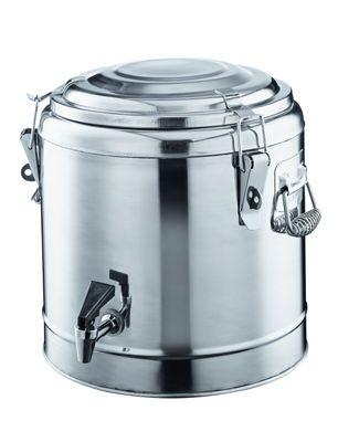 Récipient pour boisson chaude avec robinet - 11 litres