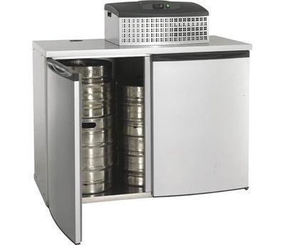 Réfrigérateur pour fût Nordcap FK 3-R-XL