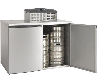 Réfrigérateur pour fût Nordcap FK 6-XL