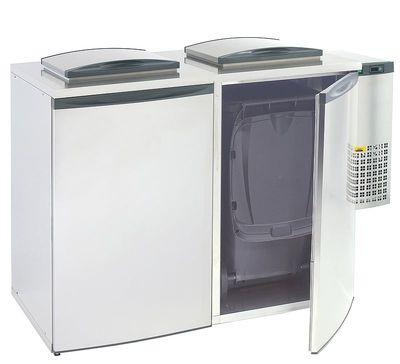 Abfallkühler Profi 2x240 Liter