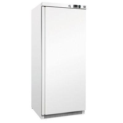 Réfrigérateur de stockage Gastro-Inox 600litres blanc