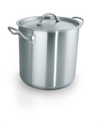 Série d'ustensiles de cuisine COOKWARE 53 - Marmite à soupe avec couvercle Ø : 320 x hauteur : 260 - 20l