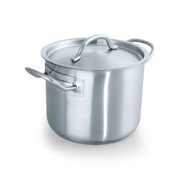 Série d'ustensiles de cuisine COOKWARE 53 - Marmite à soupe avec couvercle Ø : 280 x hauteur : 190 - 11l