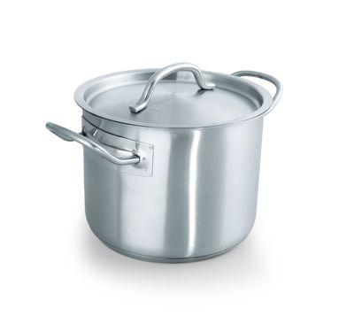 Série d'ustensiles de cuisine COOKWARE 53 - Marmite à soupe avec couvercle Ø : 320 x hauteur : 210 - 16 l