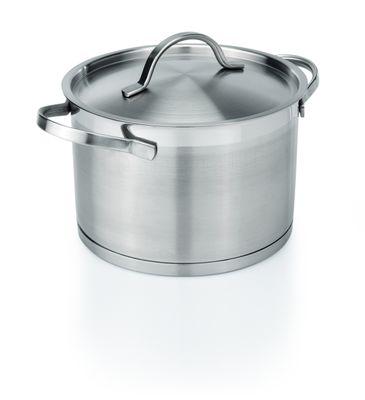 Kochgeschirrserie COOKWARE 54 - Fleischtopf mit Deckel Ø: 240 x H: 165 - 7L
