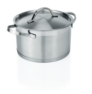 Kochgeschirrserie COOKWARE 54 - Bratentopf mit Deckel Ø: 200 x H: 120 - 3,5L