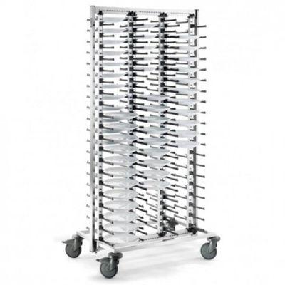Blanco SERVISTAR GASTRO 120 auf Rädern für 120 Teller, fertig montiert