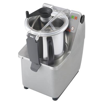 Cutter mélangeur K45 - 4,5 litres - 1 vitesse, 220 V (monophasé), rotor à lames micro-dentées