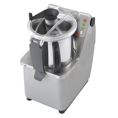 Cutter mélangeur K45 - 4,5 litres - 2 vitesse, 400V (triphasé), rotor à lames micro-dentées