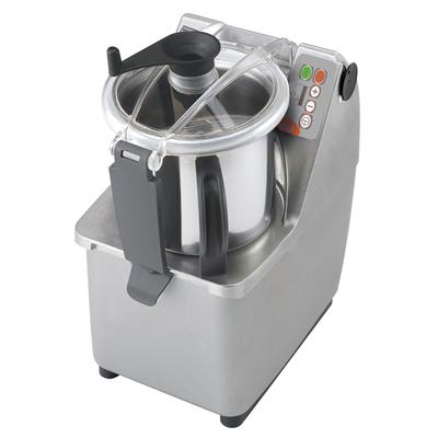 Cutter mélangeur K45 - 4,5 litres - vitesse variable, 220 V (monophasé), rotor à lames micro-dentées