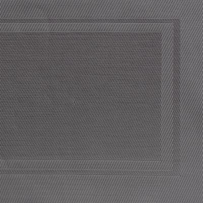 Tischset - grau