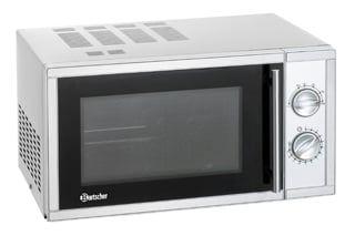 Bartscher Mikrowelle 23L 900W