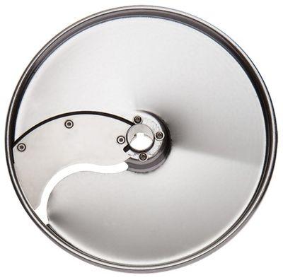 Dito Sama S-Messer Schneidscheibe 13 mm mit Druckbalken - spülmaschinenfest