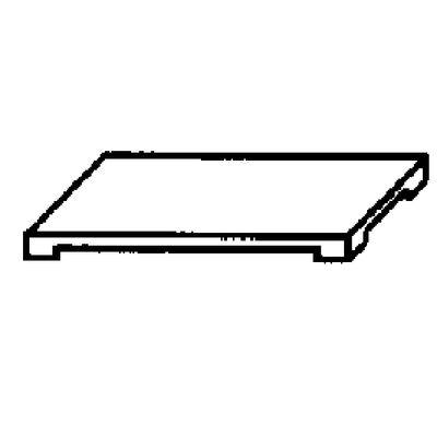 Glatte Bratfläche 65 PL1F