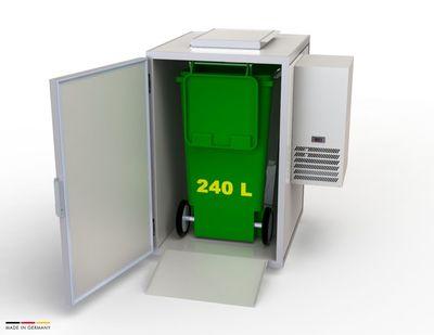 Refroidisseur de déchets Hefa 1x240L