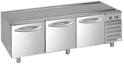 Table réfrigérée Porte Dexion Lux 700 - 160/70 - 3 portes