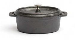 COMAS Tradicion ovale Servier-Kasserole 125 mm