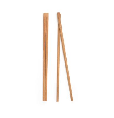 COMAS Cubiertos Bio Bambus Esstäbchen 100 Stück