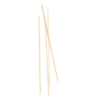 COMAS Cubiertos Bio Bambus Spieße Classic 150 mm