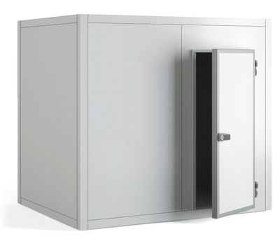 Kühlzelle PROFI 80 mm Wandstärke 1390 x 1790 x 2160 mm