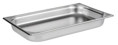 APS GN 1/1 Behälter Edelstahl - 20 mm,  2,5 Liter