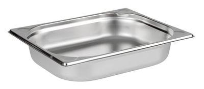 APS GN 1/2 Behälter Edelstahl - 100 mm,  6 Liter