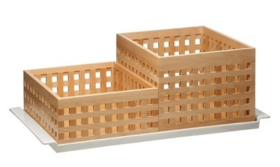 APS Box - BROTSTATION- BIG, 34 x 26 cm, H: 20 cm