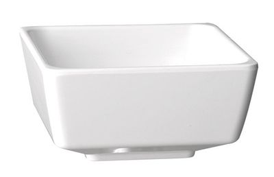 APS Schale -FLOAT-  weiss,  5,5 x 5,5 cm, H: 3 cm, 0,03 L