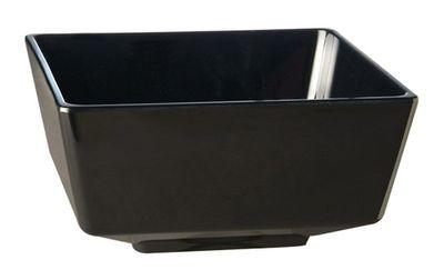 APS Schale -FLOAT-  schwarz,  19 x 19 cm, H: 9,5 cm, 1,9 L
